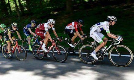 Tour de France. Romain Hardy échappé lors de sa première Grande boucle